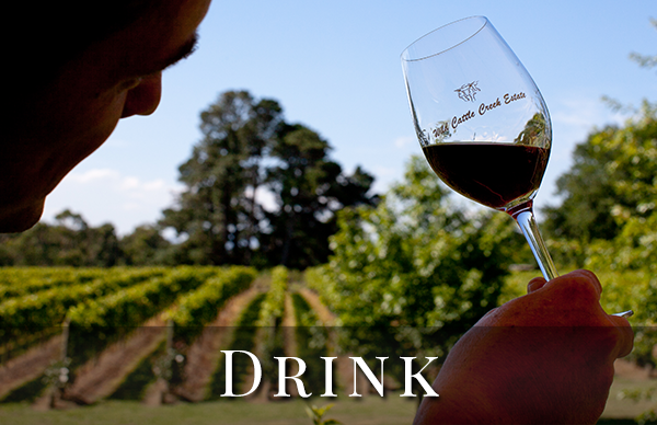 Yarra Valley Cellar Door | Wild Cattle Creek Estate