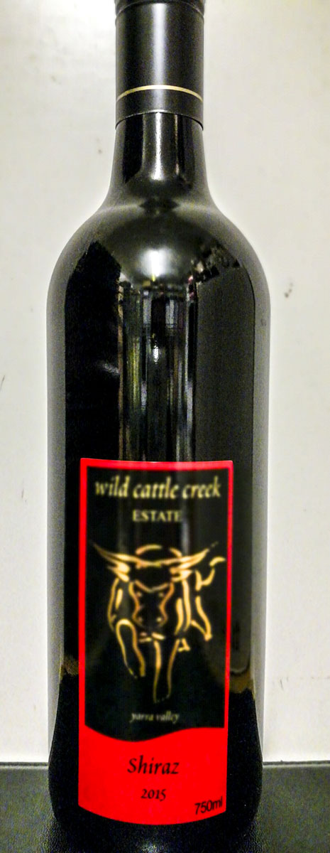 Award Winning Wines - Yarra Valley Wild Cattle Creek